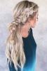 плитка на дълга коса