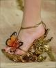 златни сандали