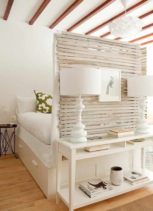 семпла преграда за спалнята