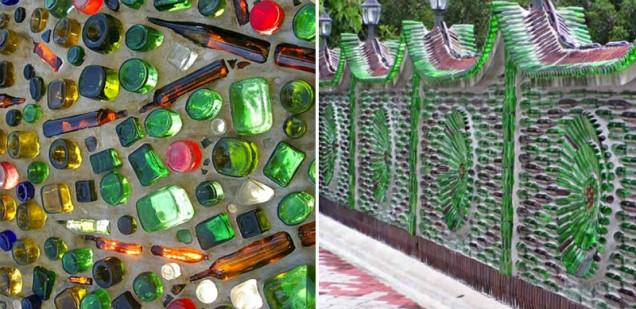 идеи за стиклена ограда