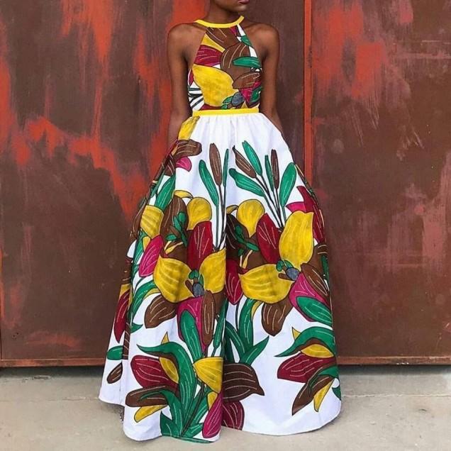 дълга рокля лято 2019