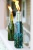 свещ в бутилка