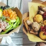 зеленчуково- плодов букет