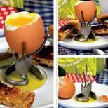 поставка за яйце от стара вилица