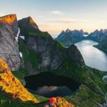 Лофотенски острови Норвегия