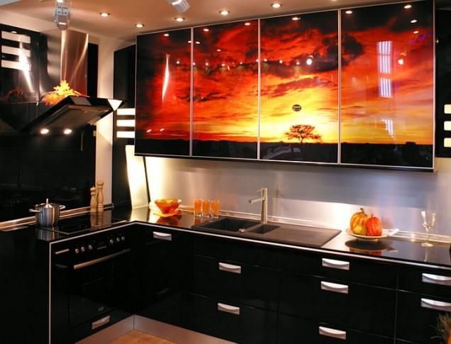 черна кухня 2019