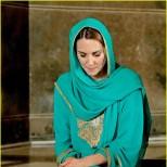 Кейт Мидълтън като арабска принцеса от 1001 нощ