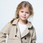 Алина като модел