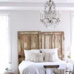 винтидж табла на легло