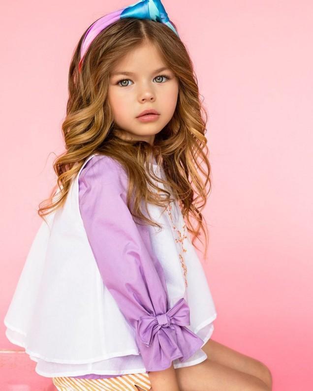 Алина Якупова модел