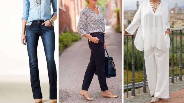 панталони мода жени над 40