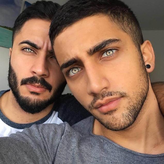 братя с красиви очи