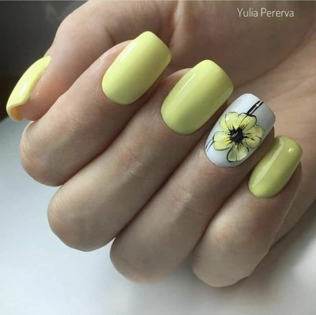 жълт неон