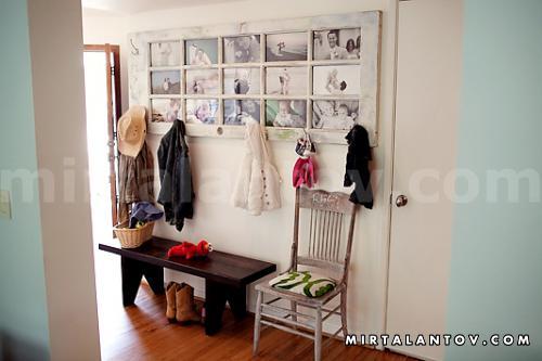 рамка за снимки със закачалка от врата