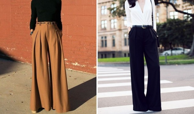 широки панталони 2019