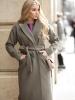 стилно и женствено дълго палто