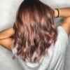 средна дължина на косата