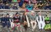 Кейт и Уилям в традиционни пакистански носии