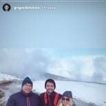 Григор Димитров с родителите си