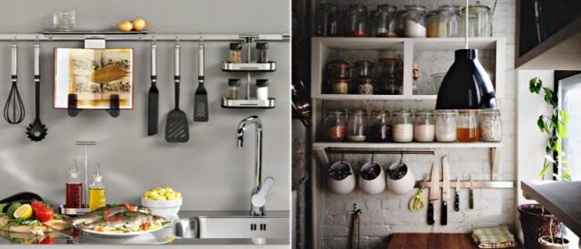 организация в кухнята