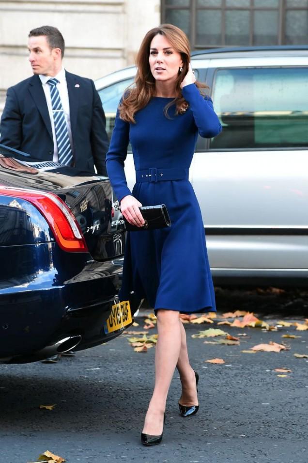 красивата херцогиня на Кеймбридж