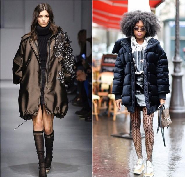 мода зима 2020