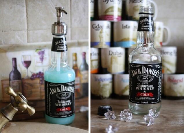 какво да правя със стъклените бутилки