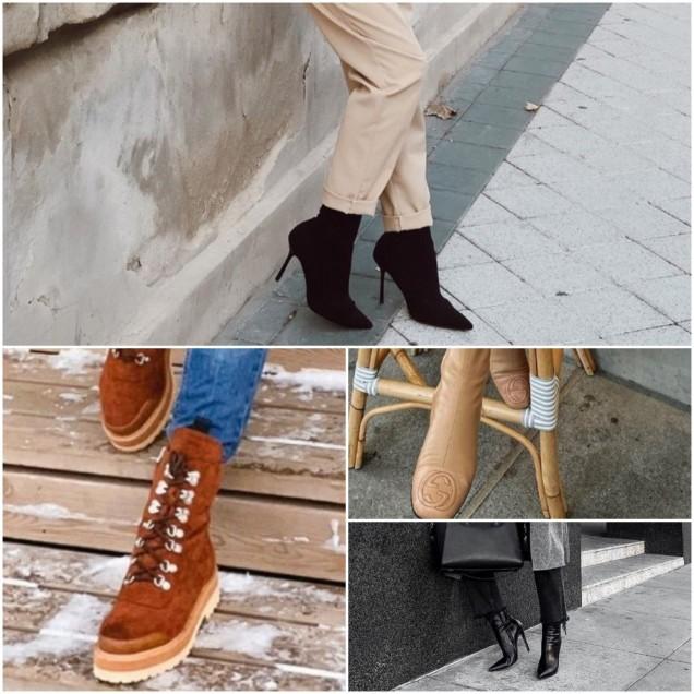 цветни обувки на ток