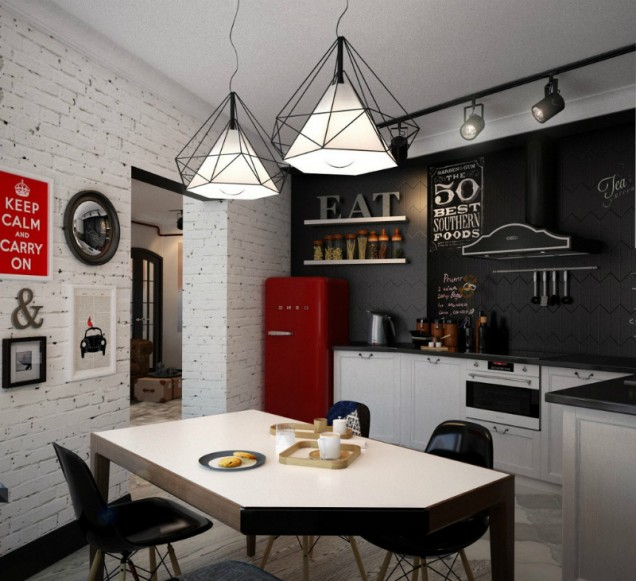 модерна кухня 2020