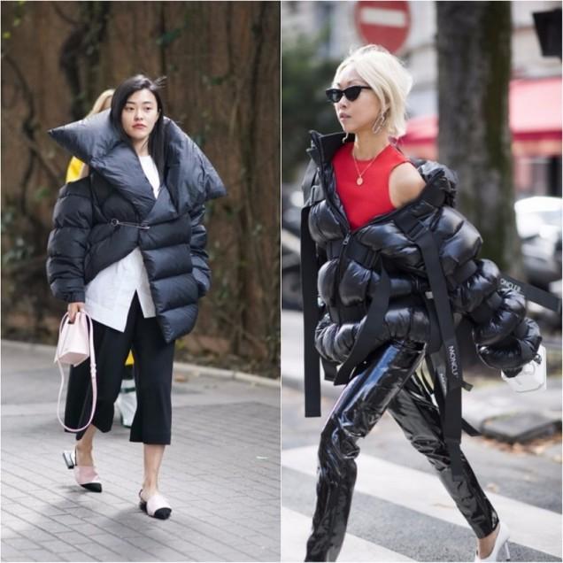 асиметрични якета