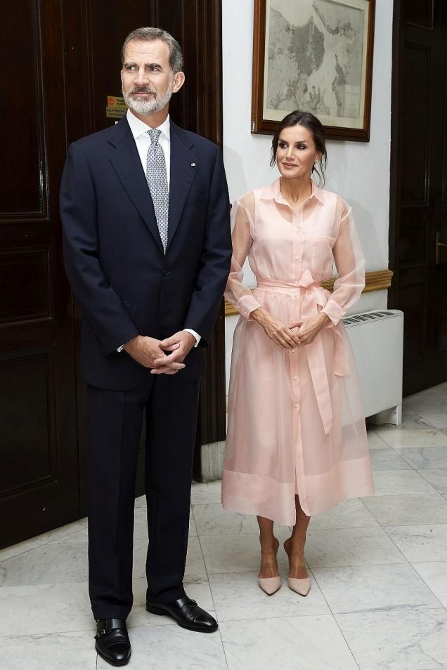 кралица Летисия в Куба