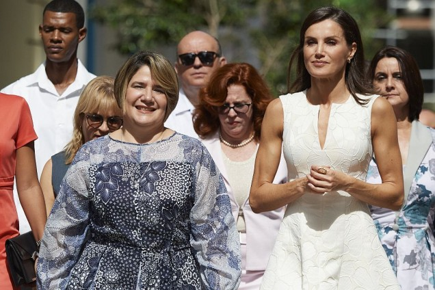 испанската кралица в Куба