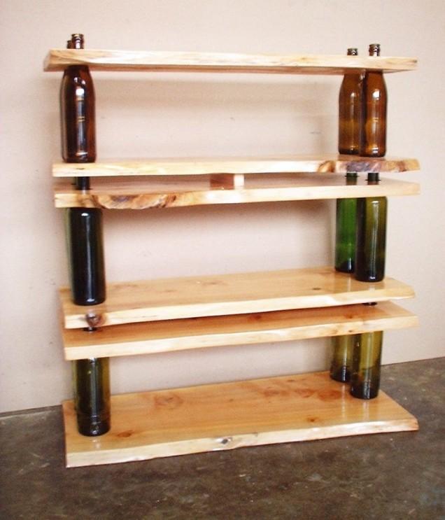 рафтове от бутилки