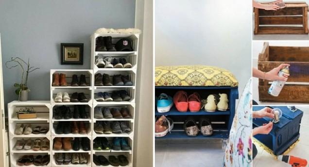 шкафче за обувки