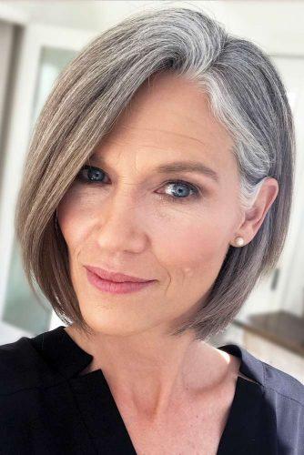 Прически за жени на 40 години