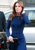 Кейт и Меган блеснаха с нежни и красиви визии в синьо - на коя ли повече ѝ отива този цвят? (Снимки):