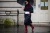 Палтата са вече демоде от новата година всички дами преминават на новата модна тенденция (снимки)