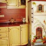 Освежете-хладилника-с-красив-декупаж