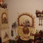 декорация на хладилника