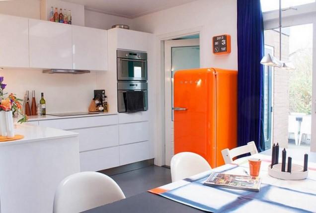 дизайнерски хладилник