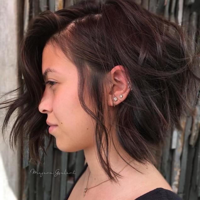 Официални прически за къса коса 2020