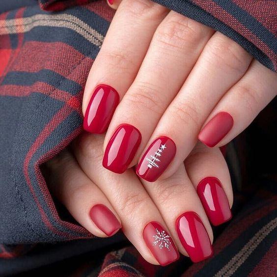 декорация на нокти в домашни условия маникюр