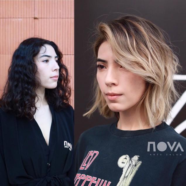 Официални прически за къса коса