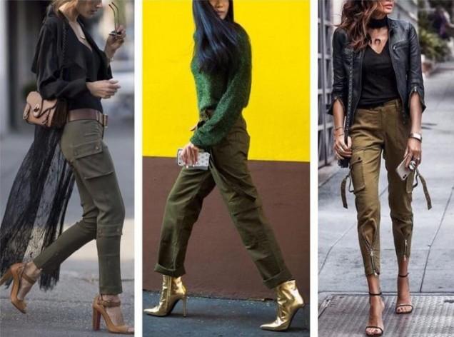 панталон тип карго