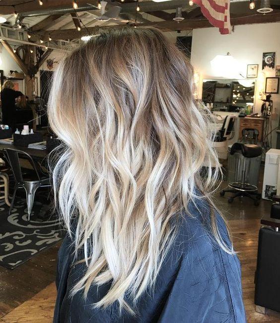 коса на пластове в русо