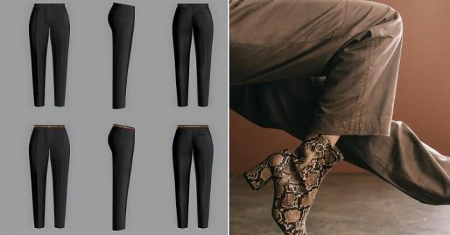 модерни панталони 2020