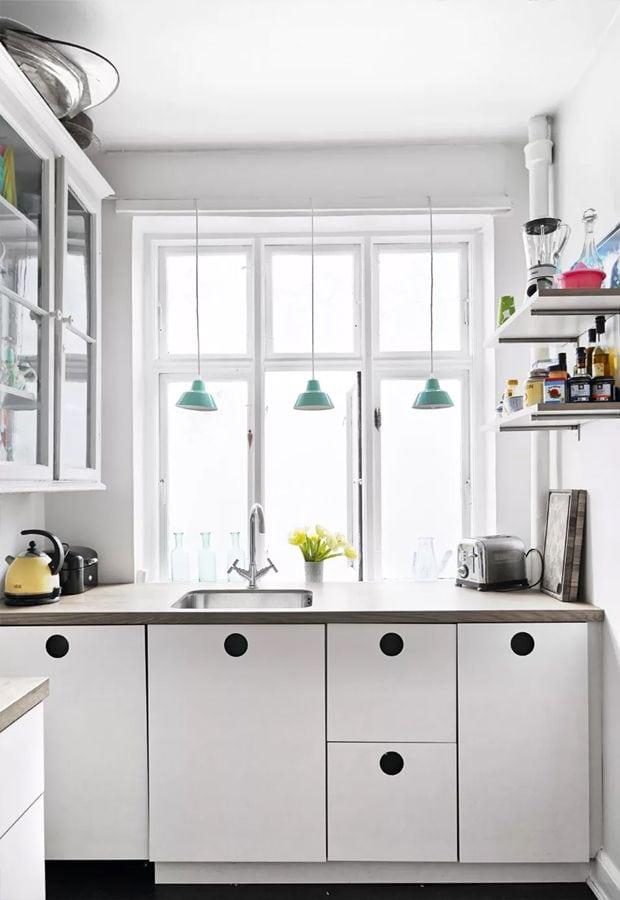 идеи за малката кухня