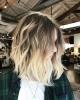 Прически за коса със средна дължина: 12 зашеметяващи варианта (Снимки)