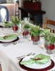 подредба празнична маса