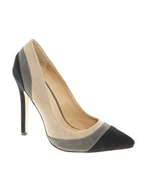 Обувки с 3 цвята